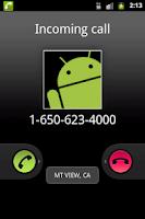 Screenshot of City State Caller ID