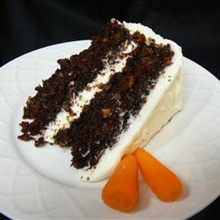 Lynn's Carrot Cake.