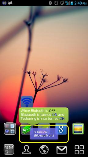 Bluetooth Tethering On Off 1.03.01 Windows u7528 2