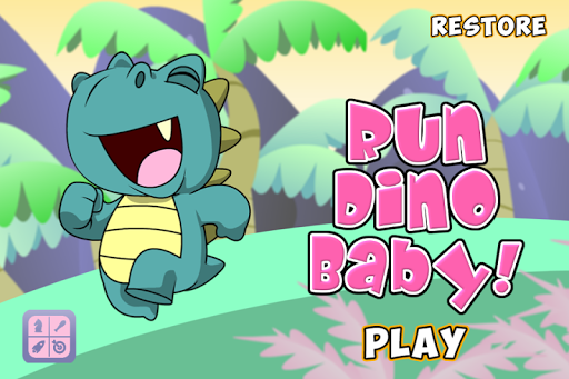 Run Dino Baby - Pro Edition