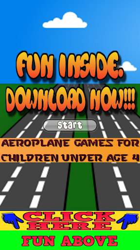 Aeroplane Games for Children 4