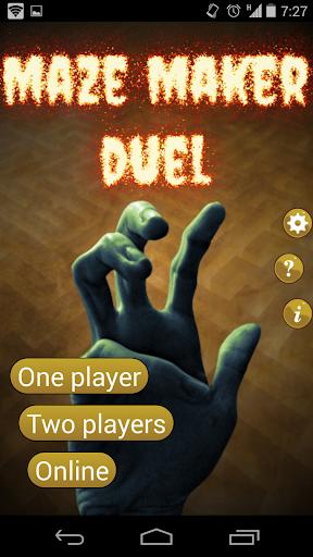 Maze Maker Duel