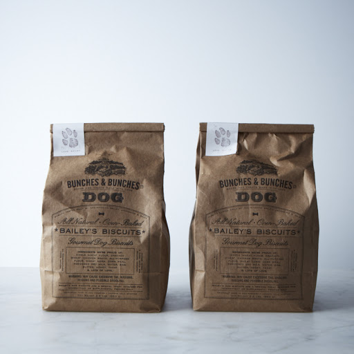 Bailey's Dog Biscuits, 2 Bags