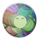 Happy Confetti Worm Painter icon