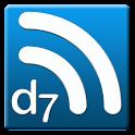 D7 Google Reader Pro (RSS) logo