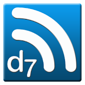 D7 Reader Pro (RSS | News) icon
