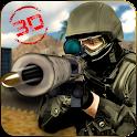 Sniper Guerre Assassin 3D icon