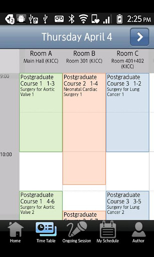 ASCVTS 2013 Mobile Planner 1.0.0 Windows u7528 2