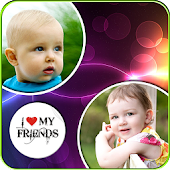 Friends Collage Maker