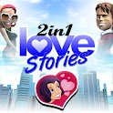2in1 Love Stories logo