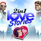 2in1 Love Stories icon