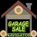Garage & Yard Sale Navigator logo