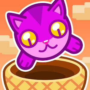 Cat Basket for PC and MAC