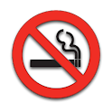 No Smoking Clock Widget