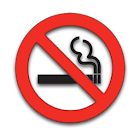 No Smoking Clock Widget icon