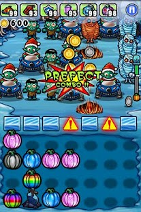 Pumpkins vs. Monsters Screenshot 4