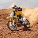 Off-road motorcycle racing