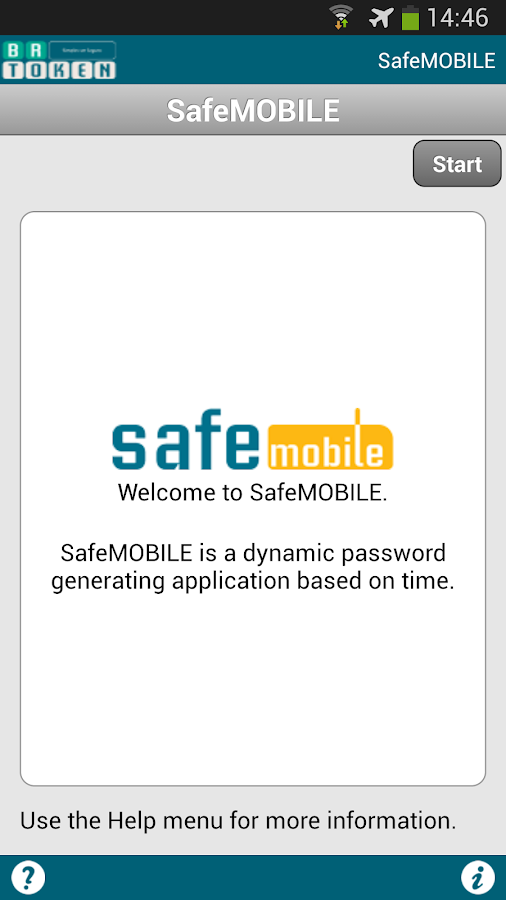 SafeMOBILE- screenshot