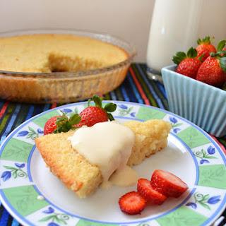 White Bean Coconut Cake Recipe