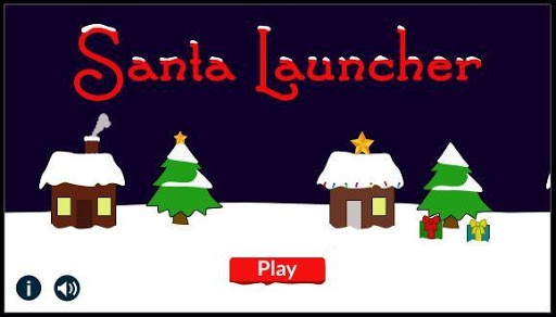 Santa Launcher for Kids