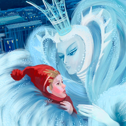 The Snow Queen, Animated Story LOGO-APP點子
