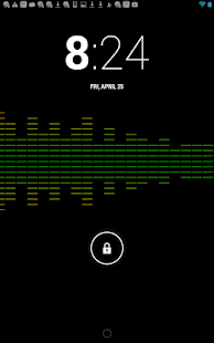 Audio Visualizer Live Screenshot 13