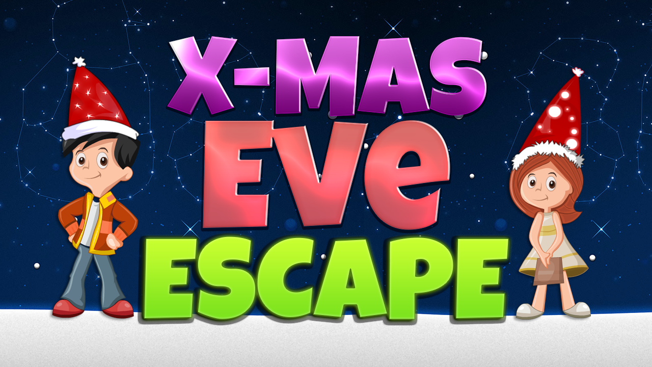 X-Mas Eve Escape - screenshot