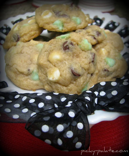 """""""Intimint"""" Chocolate Chip Cookies"""