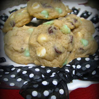 """""""Intimint"""" Chocolate Chip Cookies."""