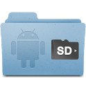 App 2 SD(Move app 2 SD) icon