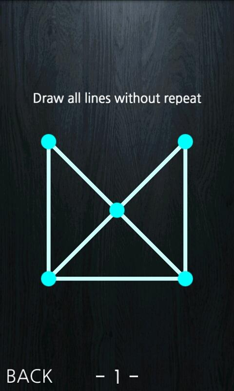 One touch Drawing Android