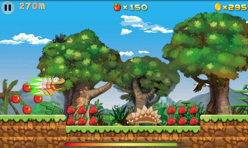 Croco Runner- screenshot