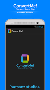 ConvertMe!- screenshot thumbnail