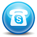 Direct dial with Skypo logo