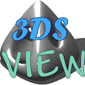 3DS View 3D logo