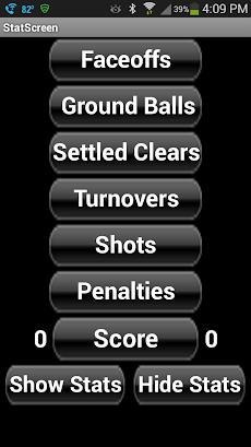 Team Lacrosse Statisticsのおすすめ画像1