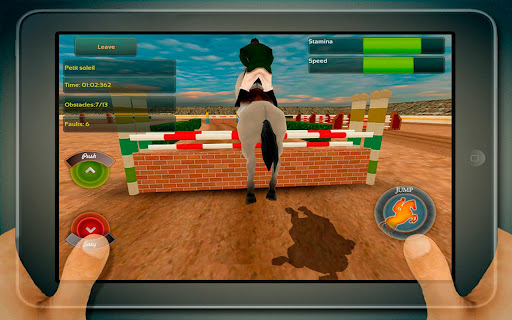 Jumping Horses Champions Android