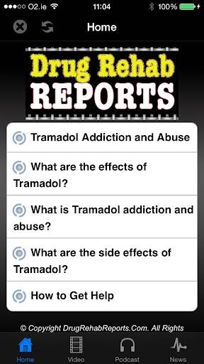 Tramadol Addiction Abuse