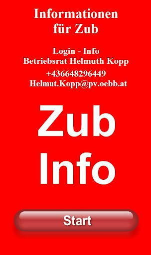Zubinfo