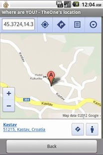Where are YOU? screenshot
