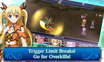 Screenshot of RPG Asdivine Hearts