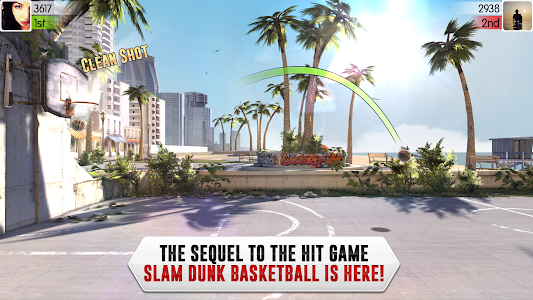 Slam Dunk Basketball 2 v1.1.1 (Mod Money)