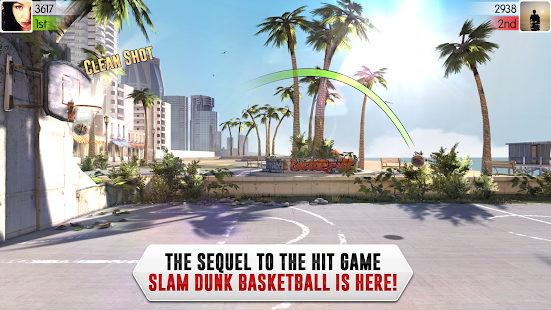 Slam Dunk Basketball 2- screenshot thumbnail