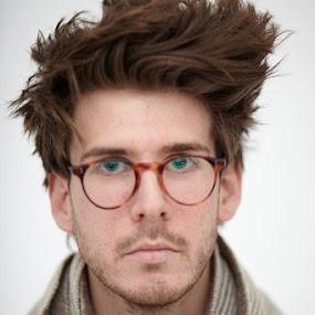 by Graham Barton - People Portraits of Men