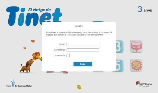 玩教育App|El viatge de Tinet 3 anys免費|APP試玩