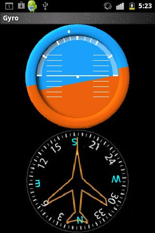 In-flight Instruments - screenshot