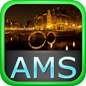 Amsterdam Offline Travel Guide icon