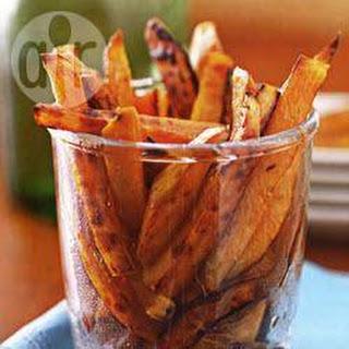 'Frites' Van Zoete Aardappelen Recipe