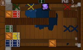 Screenshot of Crates on Deck Free