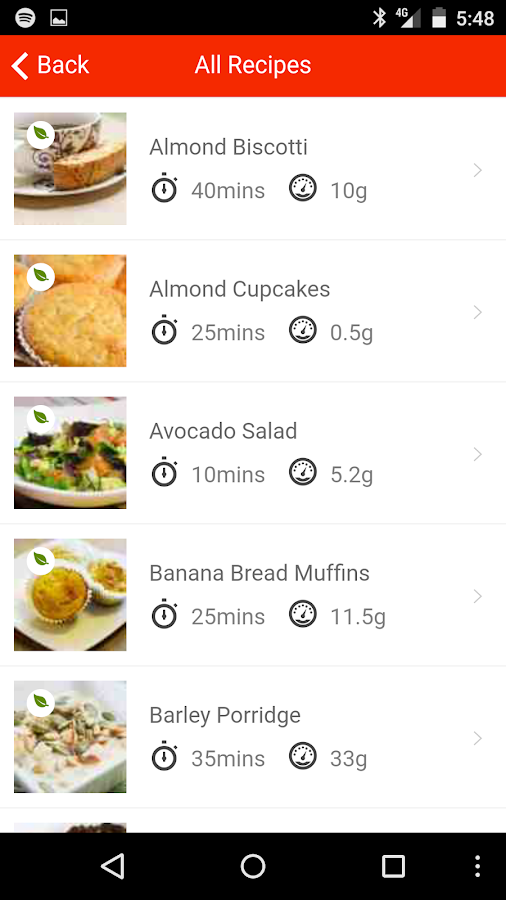 Diabetes recipe app android apps on google play diabetes recipe app screenshot forumfinder Gallery